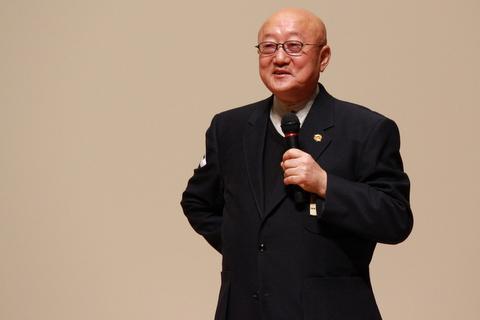 前野重雄先生