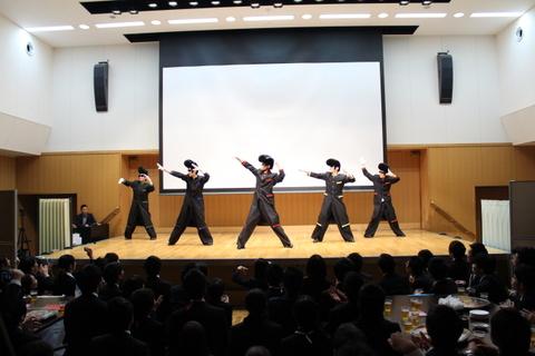 社員ダンス