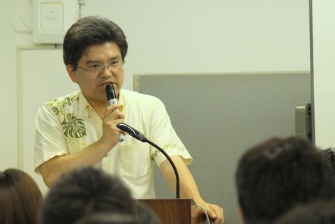 仲村 覚先生