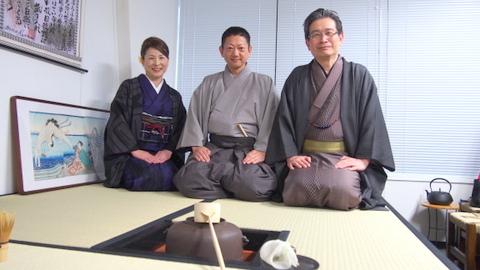 渡井ご夫妻