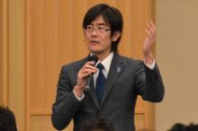 室舘勲のブログ-三橋先生