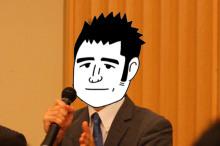 室舘勲のブログ-奥山先生