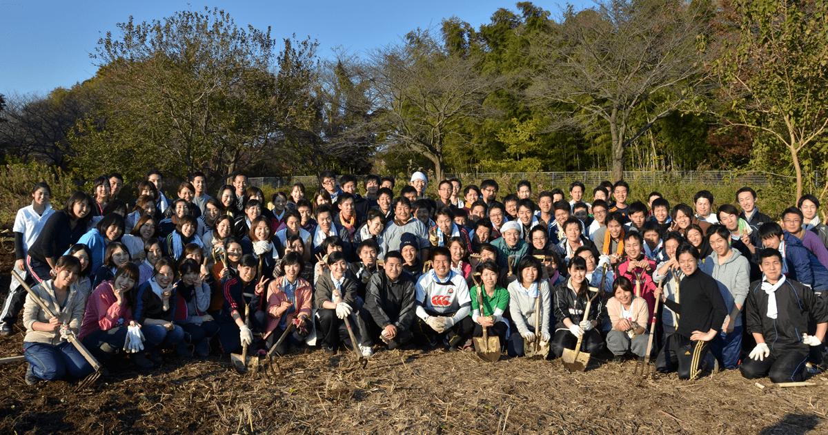 11月23日「新嘗祭」にちなんだ農業体験イベント「志学会新嘗祭」を開催