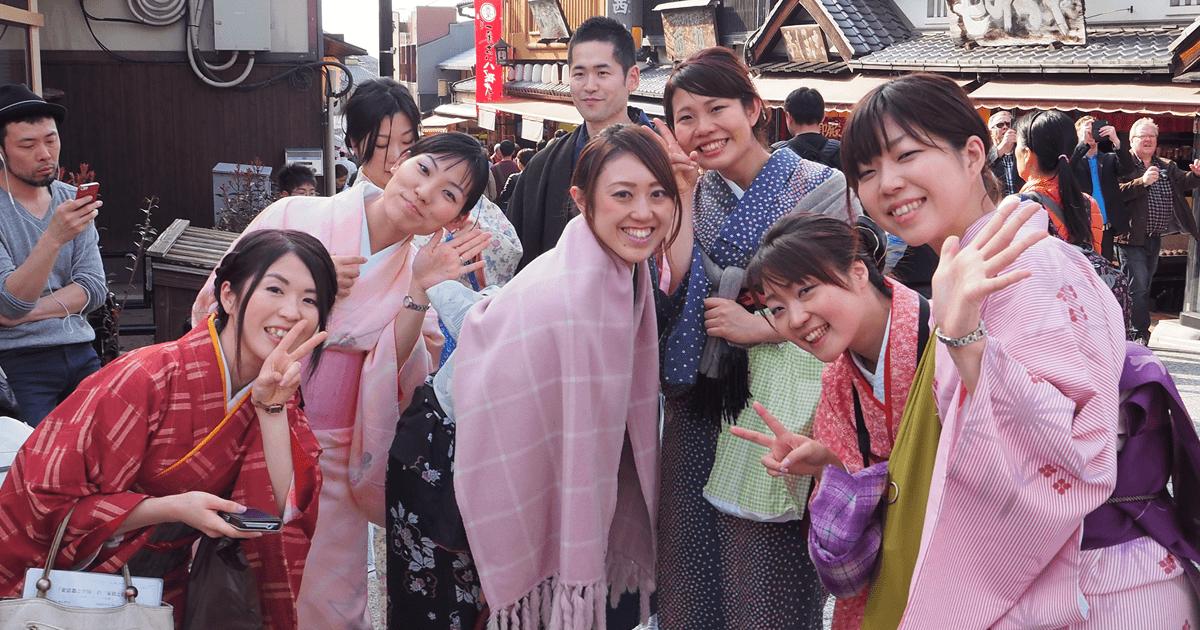 着物を着て伝統文化を体感する 着物の旅 in金沢
