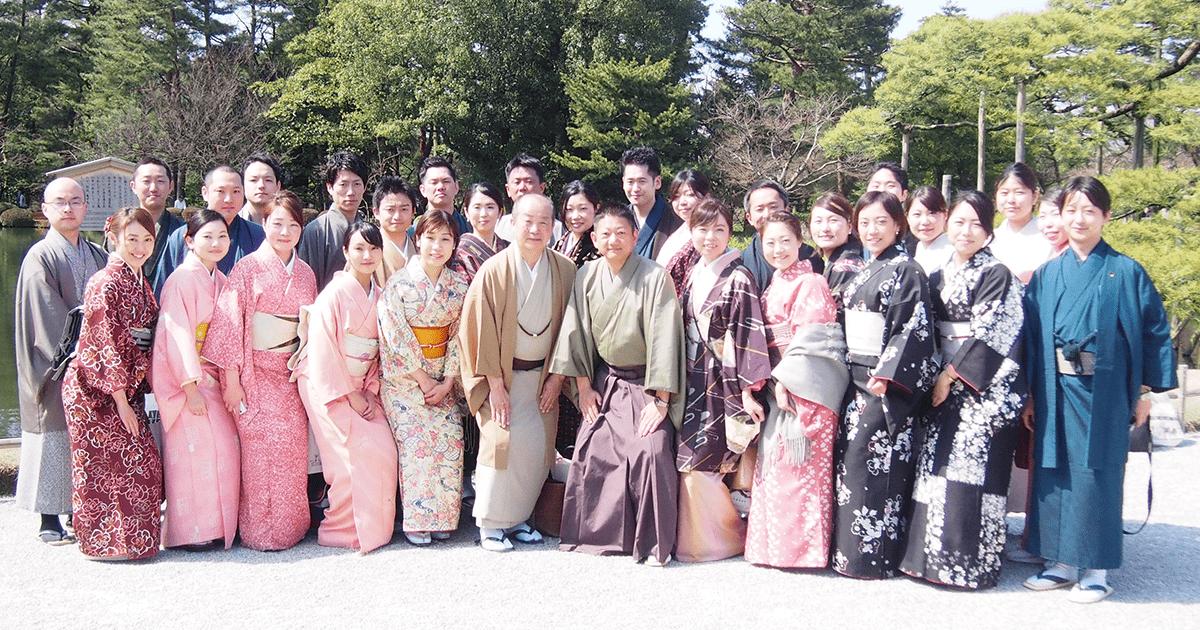 着物を着て伝統文化を体感する 着物の旅~有松・鳴海絞りを訪ねて~